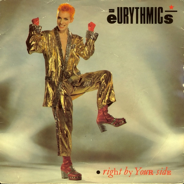 Eurythmics - Right By Your Side