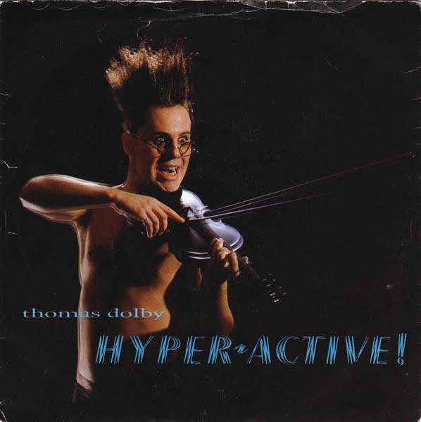 Thomas Dolby - Hyperactive! Album