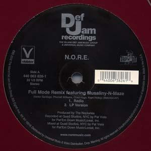 N.O.R.E. - Full Mode Remix