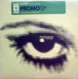 DJ GARRY - DREAM UNIVERSE