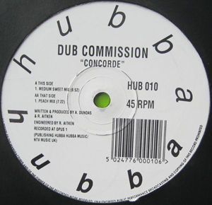 DUB COMMISSION - Concorde