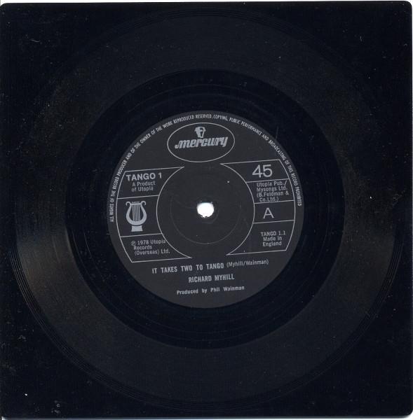 Richard Myhill - It Takes Two To Tango (Square Pressing)