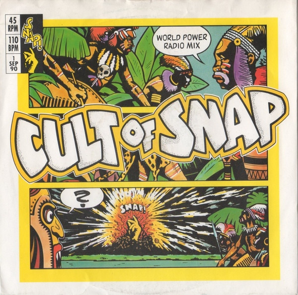 Snap! - Cult Of Snap