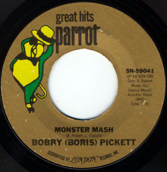 Bobby (Boris) Pickett - Monster Mash
