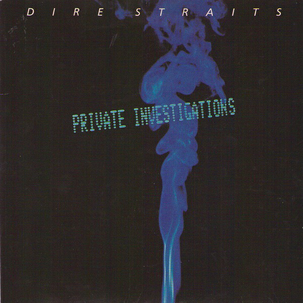 Dire Straits Private Investigations Records Lps Vinyl