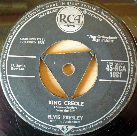 Elvis Presley With The Jordanaires - King Creole