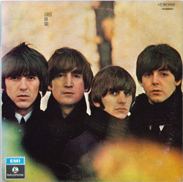 The Beatles - Beatles For Sale (Italian)