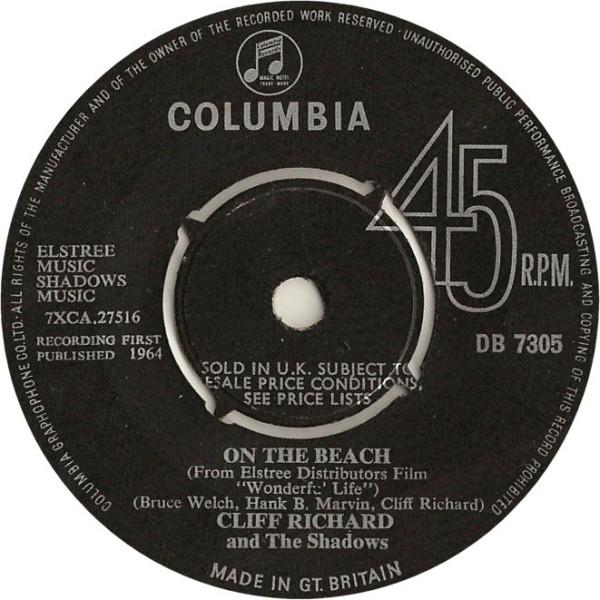 Cliff Richard And The Shadows - On The Beach