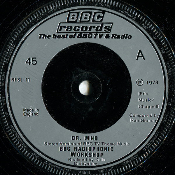 BBC Radiophonic Workshop - Dr. Who