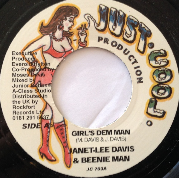 Janet-Lee Davis* & Beenie Man / Keety General - Girl?s Dem Man / Problems