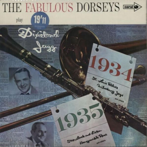 The Fabulous Dorseys - Dixieland Jazz