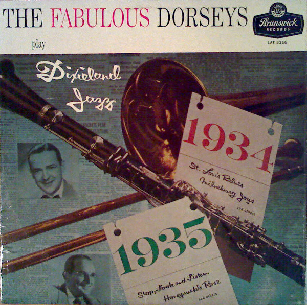 The Fabulous Dorseys - Dixieland Jazz 1934-1935