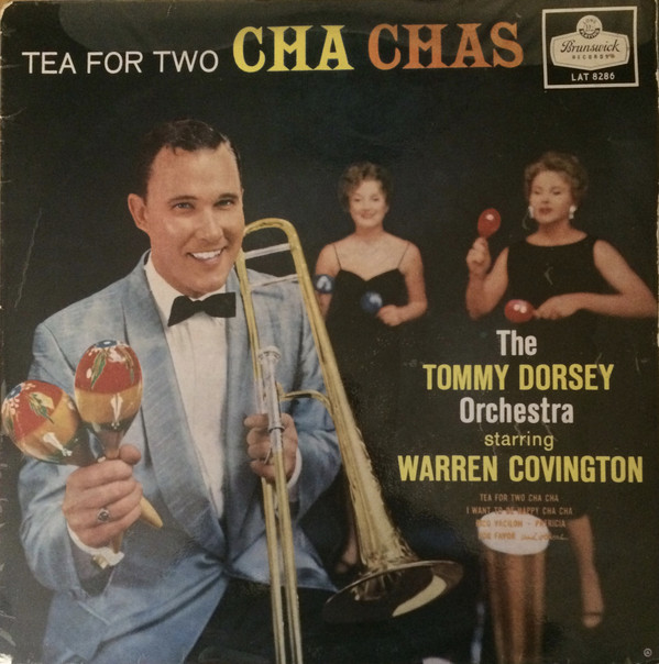 Tommy Dorsey Tea For Two Cha Chas Vinyl Records Lp Cd