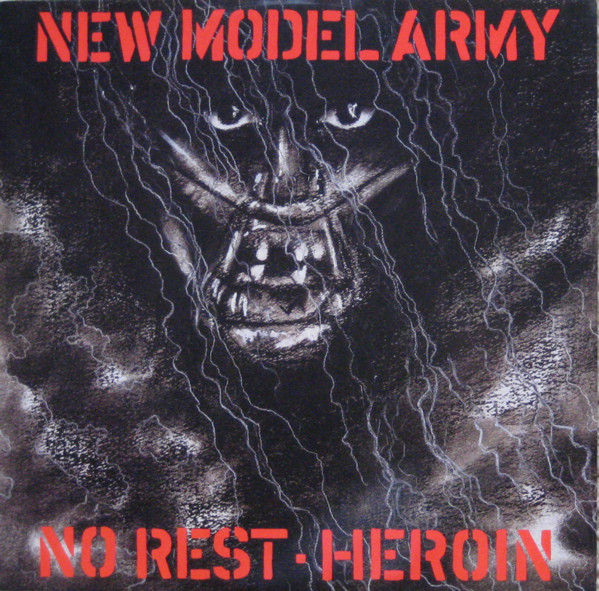 New Model Army - No Rest - Heroin