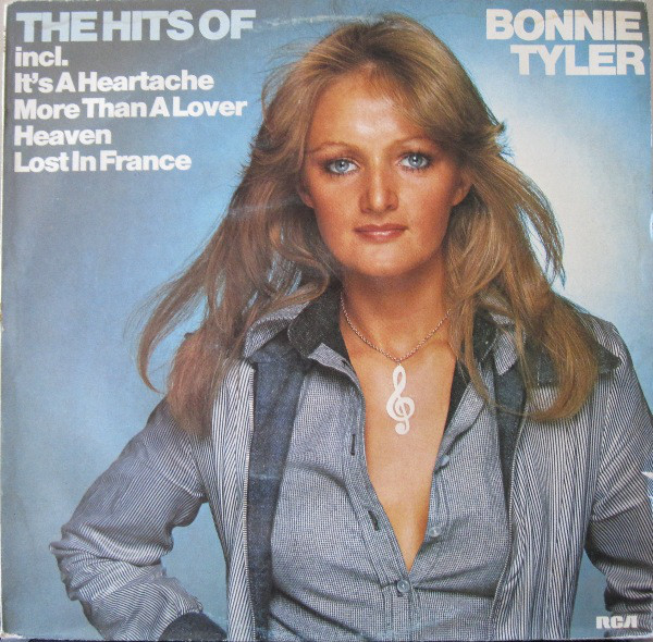 Bonnie Tyler - The Hits Of Bonnie Tyler