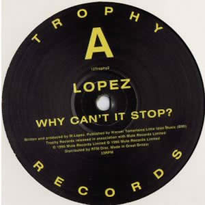 LOPEZ - WHY CANT IT STOP