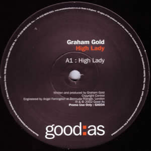 GRAHAM GOLD - HIGH LADY