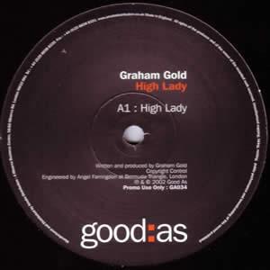 GRAHAM GOLD - HIGH LADY