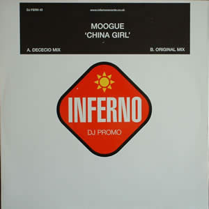 MOOGUE - CHINA GIRL