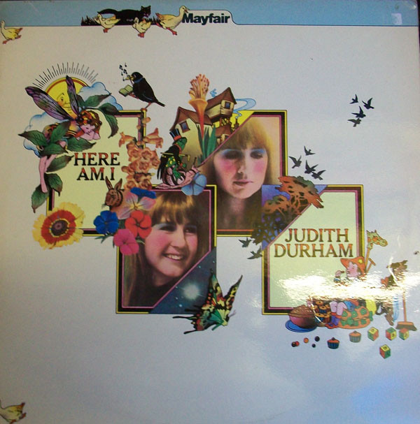 Judith Durham - Here Am I