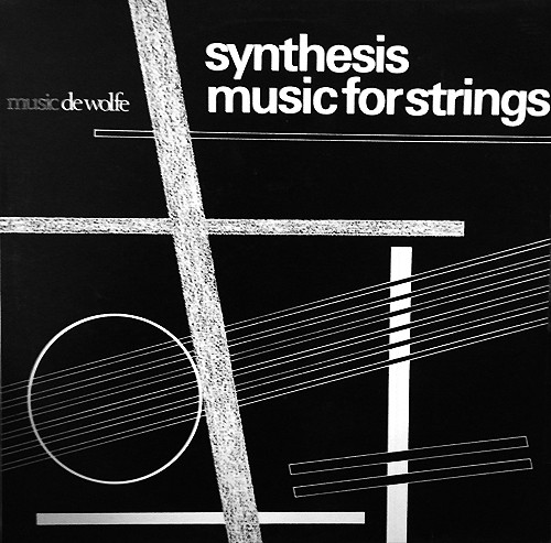 Various - Synthesis (Music For Strings) (White Label)