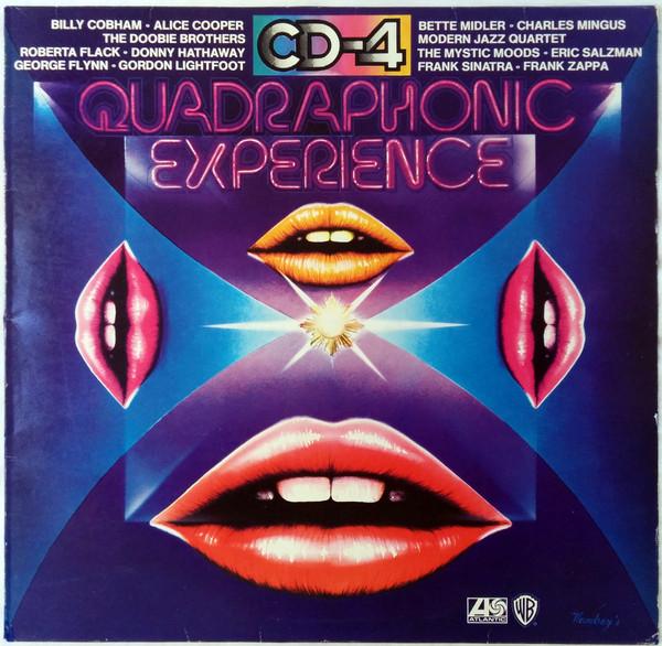 Various - CD-4 Quadraphonic Experience