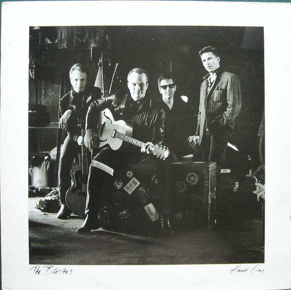 Blasters - Hard Line Album