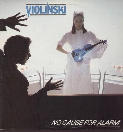 Violinski - No Cause For Alarm