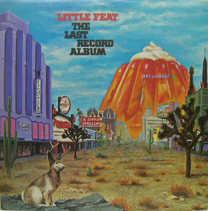 Little Feat - The Last Record Album