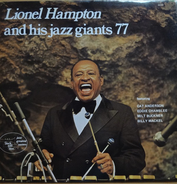 Lionel Hampton And His Jazz Giants - Lionel Hampton And His Jazz Giants 77