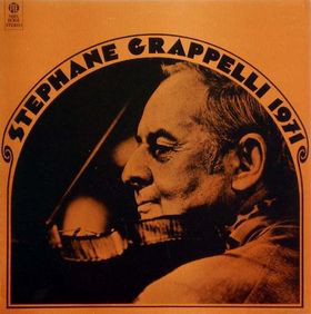 Stephane Grappelli - 1971
