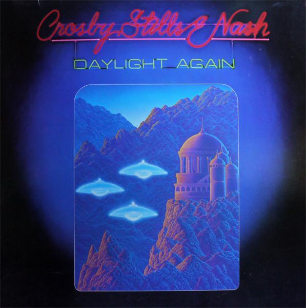 Crosby, Stills & Nash - Daylight Again