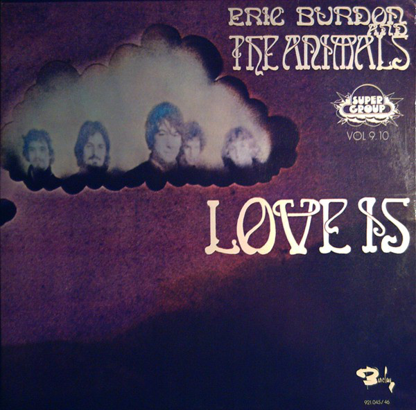 Eric Burdon And The Animals - Love Is