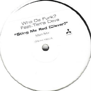 Who Da Funk Feat. Terra Deva - Sting Me Red (Clever)
