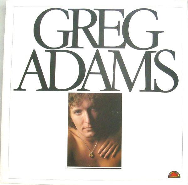 Greg Adams - Greg Adams