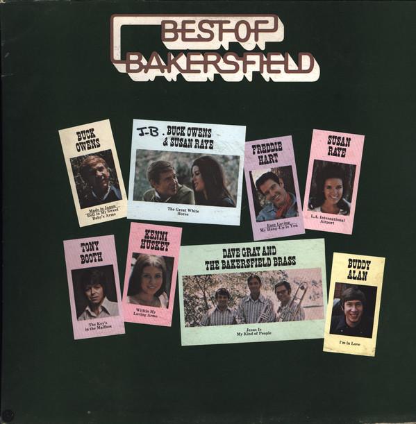 Various - Best Of Bakersfield