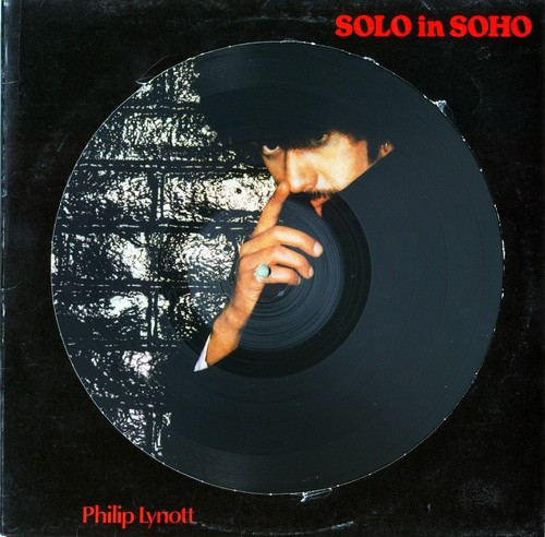 Philip Lynott - Solo In Soho (picture Disc)