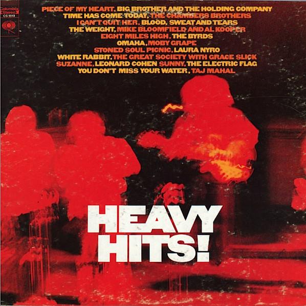 Various - Heavy Hits!