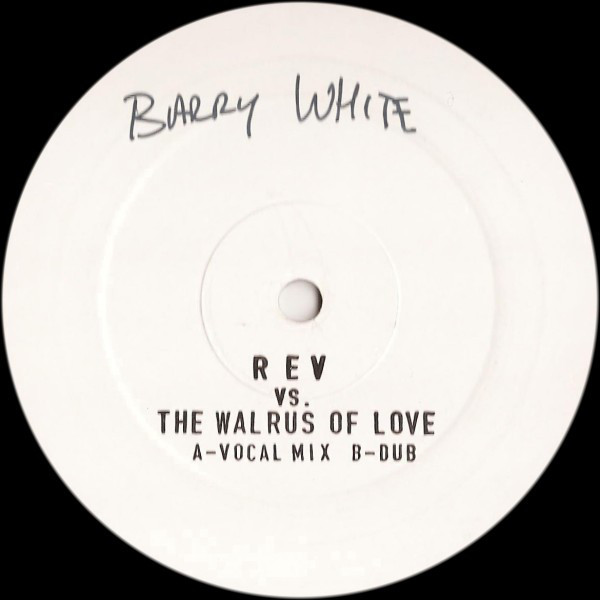 REV vs. The Walrus Of Love - Let The Music Play