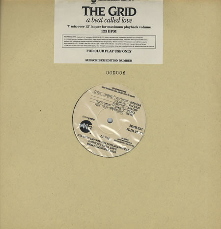 The Grid - A Beat Called Love