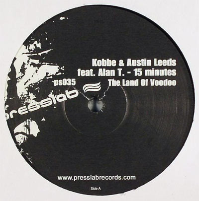 Kobbe & Austin Leeds Pres. The Land Of Voodoo - 15 Minutes