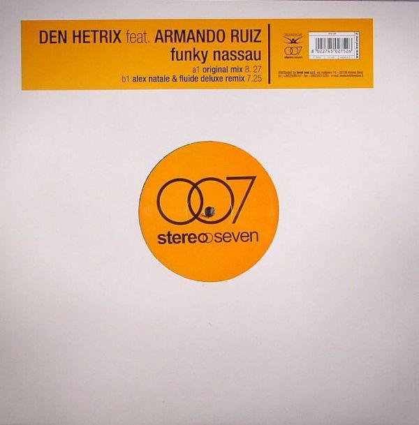 Den Hetrix Feat. Armando Ruiz - Funky Nassau