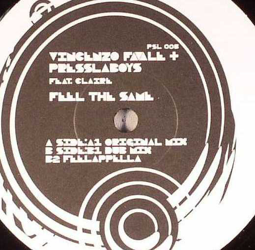 Vincenzo Favale & Presslaboys - Feel The Same