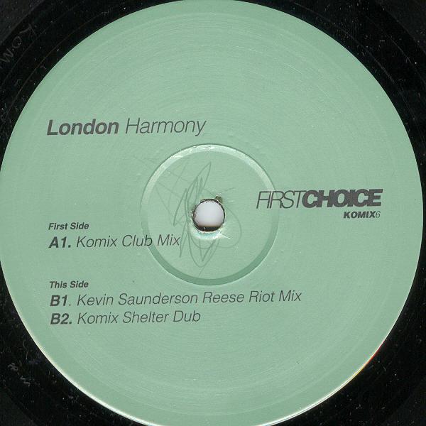 London - Harmony