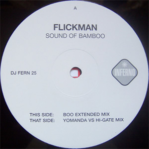 FLICKMAN - SOUND OF BAMBOO (PROMO)