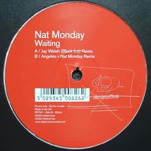 NAT MONDAY - WAITING (REMIXES)