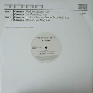 TITAN - CORAZON