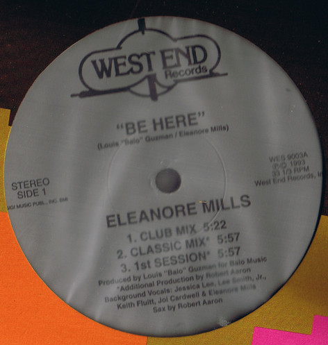 Eleanore Mills - Be Here