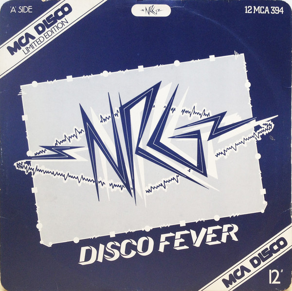 N.R.G. - Disco Fever / The Last Dance