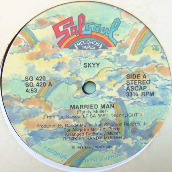 Skyy - Married Man